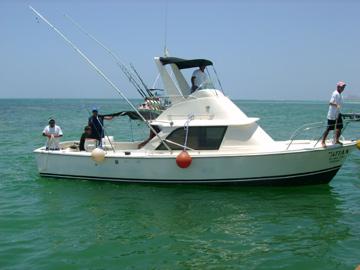 Maverick Flats Boat