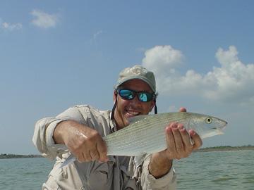 Bonefishing Cancun