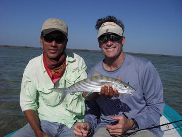 Isla Blanca Bonefish