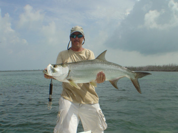 Fly Fishing Cancun And Isla Blanca Light Tackle Flats And