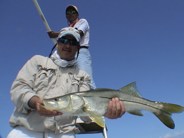 Snook Fishing