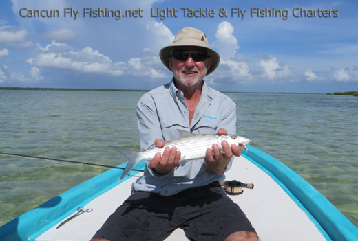 Cancun fly fishing pictures of fly fishing in cancun and for Cancun fishing trips